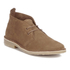 Jack & Jones Men's Gobi Suede Chukka Boots - Bison: Image 5