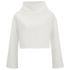 The Fifth Label Women's Watchtower Long Sleeve Sweatshirt - White: Image 1