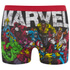 Marvel Men's 2 Pack All Over Print Boxers - Black: Image 3