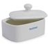 Keith Brymer Jones Butter Dish - White: Image 2