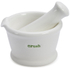 Keith Brymer Jones Crush Pestle and Mortar - White: Image 1