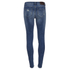ONLY Women's Ultimate Skinny Jeans - Medium Blue Denim: Image 2