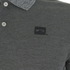 Jack & Jones Men's Part Polo Shirt - Grey Melange: Image 3