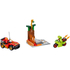 LEGO Juniors: L'attaque du serpent NINJAGO (10722): Image 2