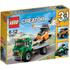 LEGO Creator: Chopper Transporter (31043): Image 1