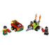 LEGO DC Vs. Marvel Mighty Micros: Robin Vs. Bane (76062): Image 3