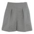 Sportmax Code Women's Canasta Shorts - Black/White: Image 1