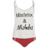 MINKPINK Women's Mistletoe and Mistakes Pyjama Set - Multi: Image 1
