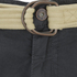 Brave Soul Men's Radical Belted Cargo Shorts - Charcoal: Image 3