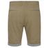 Brave Soul Men's Hansentick Chino Shorts - Stone: Image 2