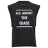 MINKPINK Women's About the Chase T-Shirt - Black: Image 1