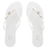 Jason Wu for Melissa Women's Harmonic 15 Flip Flops - White: Image 1