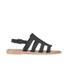 Melissa Women's Bohemia Strappy Sandals - Black: Image 1