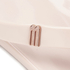 Melissa Women's Harmonic Twin Bow Flip Flops - Blush: Image 4