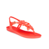 Melissa Women's Solar Hawai Sandals - Coral Pop: Image 5