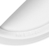 Melissa Women's Beach Slide Sandals - White Matt: Image 4