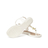 Vivienne Westwood For Melissa Women's Solar 21 Toe Post Sandals - White Contrast: Image 6