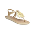 Vivienne Westwood for Melissa Women's Solar Sandals - Gold Leaf: Image 5