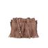 Rebecca Minkoff Women's Fringe Micro Lexi Bucket Bag - Almond: Image 1