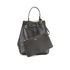 Furla Women's Stacy Drawstring Bucket Bag - Black: Image 8