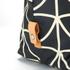 Orla Kiely Women's Stem Zip Holdall Bag - Black: Image 3