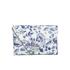 Loeffler Randall Women's Lock Clutch Bag - Porcelain Print: Image 1