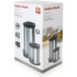 Morphy Richards 977102 Oval Pedal Bin Set - Stainless Steel - 30L & 5L: Image 7