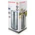 Morphy Richards 977110 Round Sensor Bin - Stainless Steel - 30L: Image 6