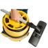Numatic JVP18011 James Vacuum Cleaner - Yellow - 620W: Image 3