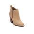 MICHAEL MICHAEL KORS Women's Brandy Sport Suede Heeled Chelsea Boots - Toffee: Image 5