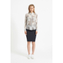 Samsoe & Samsoe Women's Molly Aop Shirt - Thrill Grey: Image 2