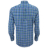GANT Men's Matchpoint Poplin Check Shirt - Kelly Green: Image 2