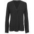 Theory Women's Meniph Top - Black: Image 1