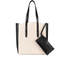 Aspinal of London Women's Essential Tote Bag - Monochrome: Image 1