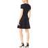 MICHAEL MICHAEL KORS Women's Pointelle Dress - New Navy: Image 3