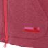 adidas Women's Stella Sport Gym Full Zip Hoody - Pink: Image 7