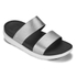 FitFlop Women's Loosh Slide Sandals - Silver: Image 2