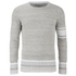 Vivienne Westwood MAN Men's Wayne Round Neck Sweatshirt - Grey: Image 1