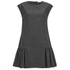 2NDDAY Women's Dellina Dress - Salt & Pepper: Image 1