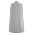 Lavish Alice Women's Felt Cape Coat - Grey: Image 3