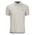 Polo Ralph Lauren Men's Short Sleeve Custom Fit Polo Shirt - Oxford Heather: Image 1