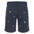 Polo Ralph Lauren Men's Hudson Patterned Slim Shorts - Navy: Image 2