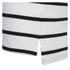 Polo Ralph Lauren Men's Short Sleeve Slim Fit Striped Polo Shirt - White/Black: Image 4