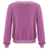 Wildfox Women's Brunch Time For Another Sweatshirt - Lavender Dream: Image 2