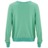Wildfox Women's Baggy Beach Jumper B Is For - Mint Chip: Image 3
