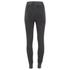 Wildfox Women's Football Sweats Sweatpants - Dirty Black: Image 2