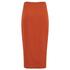 Finders Keepers Women's Sweet Talker Skirt - Terracotta: Image 3
