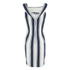 Finders Keepers Women's Wicked Games Dress - Stripe: Image 2