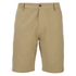 Universal Works Men's Slub Japanese Cotton Deck Shorts - Camel: Image 1