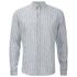 BOSS Orange Men's Espicye Checked Long Sleeve Shirt - White: Image 1